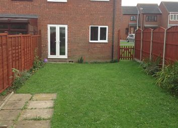 Thumbnail 3 bed semi-detached house for sale in Castle View, Walcott, Lincoln