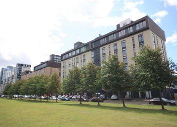 Thumbnail Studio to rent in Glasgow Harbour Terraces, Glasgow