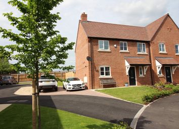 Thumbnail 2 bed semi-detached house for sale in Hawthorn Close, Martley