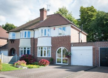 Thumbnail 3 bed semi-detached house for sale in Haselor Road, Sutton Coldfield