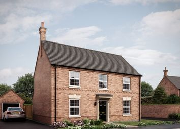 """Thumbnail 4 bedroom detached house for sale in """"The Nearsborough 3rd Edition"""" at Crick Road, Hillmorton, Rugby"""