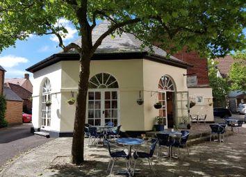 Thumbnail Restaurant/cafe for sale in Pummery Square, Poundbury, Dorchester, Dorset