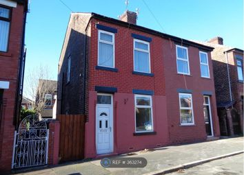 Thumbnail 2 bed semi-detached house to rent in Minton Street, Manchester