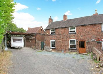 Thumbnail 3 bed cottage for sale in Lodge Road, Donnington Wood, Telford