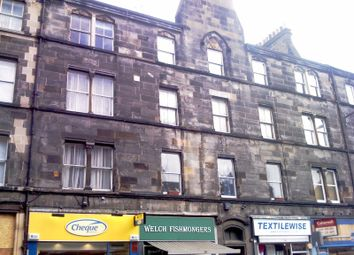 Thumbnail 3 bed flat to rent in Great Junction Street, Leith, Edinburgh