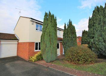 Thumbnail 3 bed semi-detached house for sale in Mathias Walk, Basingstoke
