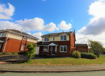 Thumbnail 4 bed detached house for sale in Parklands, Kidsgrove, Stoke-On-Trent