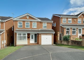 Thumbnail 4 bed detached house for sale in Larch Close, Arnold, Nottingham