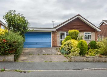 Thumbnail 3 bed detached bungalow for sale in Sunningdale Drive, Woodborough, Nottingham