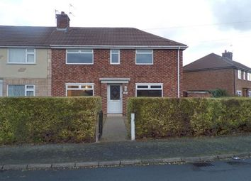 Thumbnail 3 bed property to rent in Ridgefield Road, Heswall, Wirral