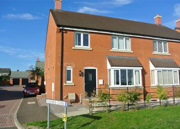 Thumbnail 4 bed semi-detached house for sale in Pulford Close, Thurlby, Bourne, Lincolnshire
