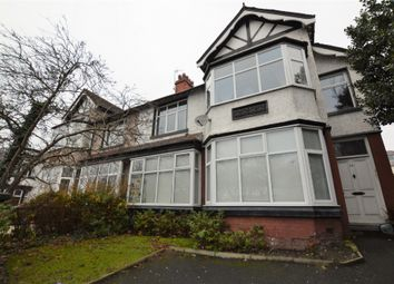 Thumbnail 2 bedroom flat to rent in Queens Drive, Mossley Hill, Liverpool