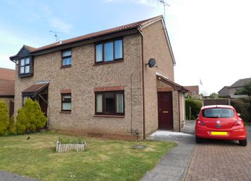 Thumbnail 1 bed town house to rent in Muirfield Close, Kirkby-In-Ashfield, Nottingham