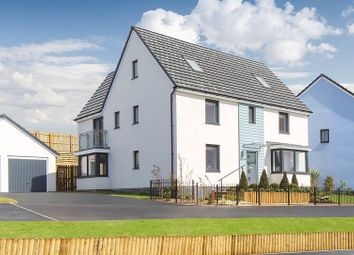 Thumbnail 5 bed detached house for sale in The Moorecroft Ocean View, Main Road, Ogmore-By-Sea, Bridgend.