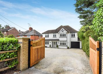 Thumbnail 5 bed detached house for sale in Wokingham Road, Bracknell, Berkshire