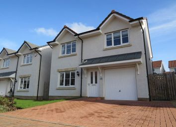 Thumbnail 4 bed detached house for sale in Whitehouse Avenue, Gorebridge