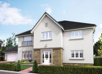 "Thumbnail 5 bedroom detached house for sale in ""The Macrae"" at Slateford Road, Bishopton"