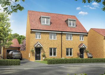 "3 bed town house for sale in ""The Colton - Plot 25"" at Darlington Road, Northallerton DL6"
