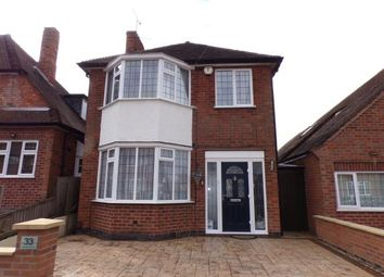 Thumbnail 3 bed detached house for sale in Westmeath Avenue, Leicester, Leicestershire, England