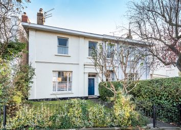 Thumbnail 4 bed semi-detached house for sale in Suffolk Road, Cheltenham