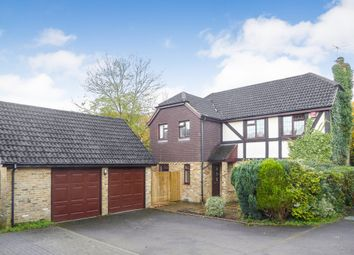 Thumbnail 4 bed detached house for sale in Thyme Close, Chineham, Basingstoke