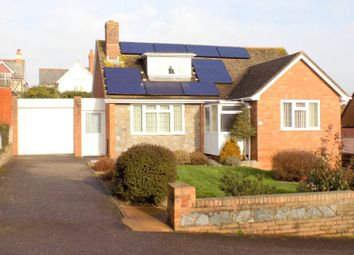Thumbnail 2 bed detached bungalow for sale in Honey Park Road, Budleigh Salterton, Devon