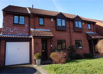 Thumbnail 3 bed semi-detached house for sale in Willow Sheets Meadow, Leamington Spa