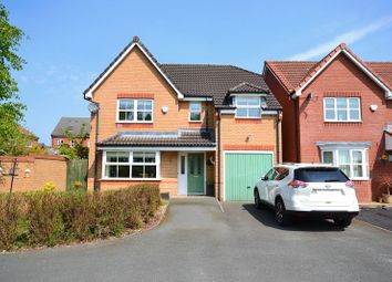 Thumbnail 4 bed detached house for sale in Sheaves Close, Abram, Wigan