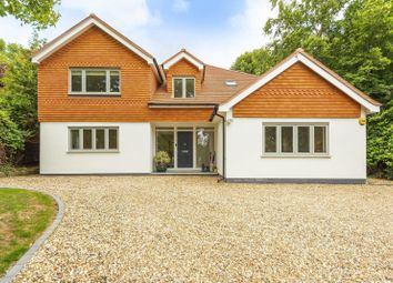Thumbnail 5 bed detached house for sale in Hornbeams, Lynx Hill, East Horsley