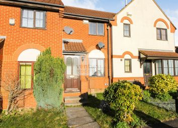 Thumbnail 2 bed terraced house to rent in Cromer Way, Bushmead, Luton