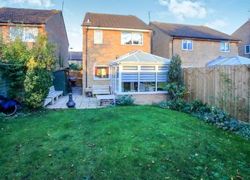 Thumbnail 3 bed detached house for sale in Squires Gate, Gunthorpe, Peterborough