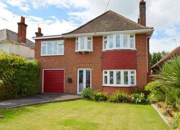 Thumbnail 4 bed detached house for sale in Lulworth Avenue, Hamworthy Park, Poole, Dorset