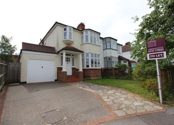 3 bed semi-detached house to rent in Garden Close, Banstead SM7