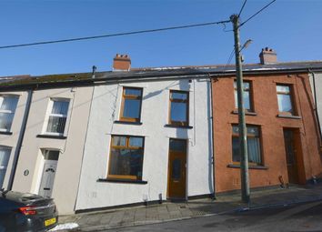Thumbnail 3 bed terraced house for sale in Cromer Street, Aberdare, Rhondda Cynon Taff