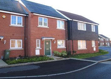 Thumbnail 3 bed terraced house to rent in Clivedon Way, Aylesbury