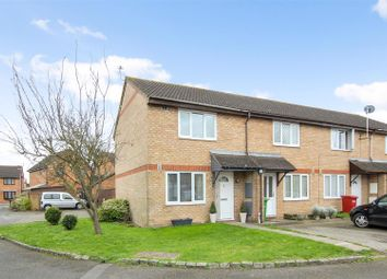 Thumbnail 2 bed end terrace house for sale in Bader Gardens, Cippenham, Slough