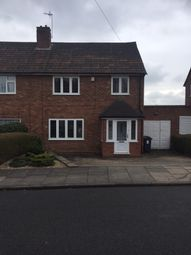 Thumbnail 3 bed semi-detached house to rent in Clun Road, Northfield