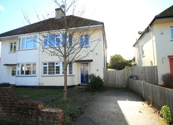 Thumbnail 3 bed semi-detached house to rent in Ardsheal Close, Broadwater, Worthing