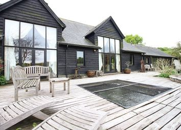Thumbnail 4 bed barn conversion to rent in Hurst Road, Headley, Epsom