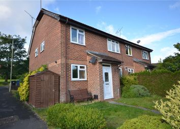 Thumbnail 2 bedroom end terrace house for sale in Thornfield Green, Blackwater, Camberley