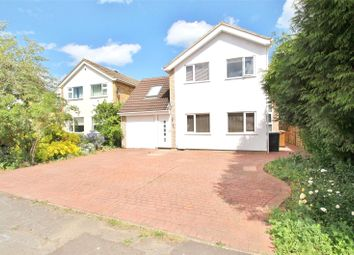 Thumbnail 5 bed detached house for sale in Rookery Close, Shippon, Oxfordshire
