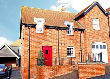 Thumbnail 2 bed end terrace house to rent in Jacklyns Lane, Alresford