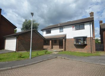 Thumbnail 5 bed detached house for sale in Sovereign Close, Ruislip