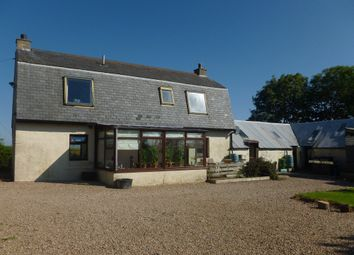 Thumbnail 2 bed cottage for sale in Overbrae, Fisherie, Turriff