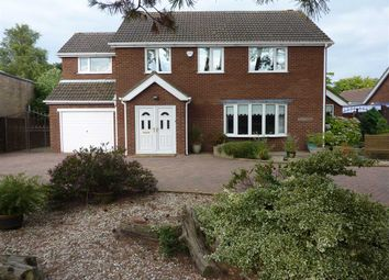 Thumbnail 5 bed detached house for sale in The Pines, Old Road, Great Coates, Grimsby