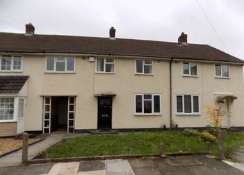 Thumbnail 3 bed terraced house for sale in Southwood Avenue, Shard End, Birmingham, .