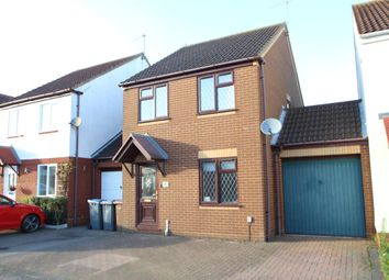 Thumbnail 3 bedroom link-detached house for sale in Banyard Close, Grange Farm, Kesgrave, Ipswich
