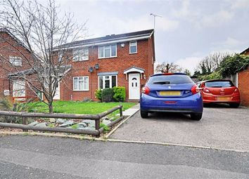 Thumbnail 3 bed semi-detached house for sale in Turners Close, Worcester
