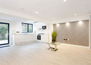Thumbnail 1 bed flat to rent in Beethoven Street, London
