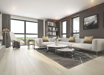 Thumbnail 3 bed flat for sale in City North, Finsbury Park